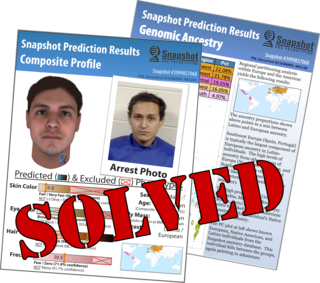 [IMAGE] SOLVED: A comparison of the Snapshot Composite Profile and a photo of José Alvarez, Jr. taken at the time of his arrest