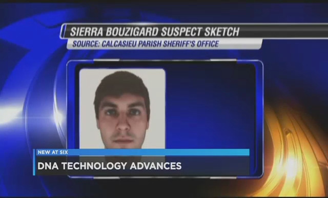 [IMAGE] DNA Technology Advances: Sierra Bouzigard Suspect Sketch