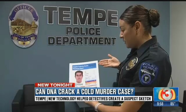 [IMAGE] Can DNA Crack a Cold Murder Case?  New Technology Helped Detectives Create a Suspect Sketch