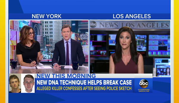 [IMAGE] Good Morning America TV News Report