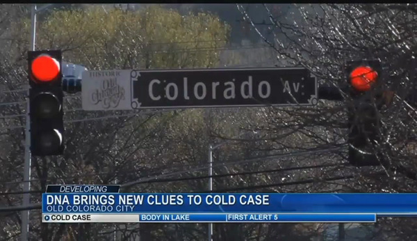 [IMAGE] DNA Brings New Clues to Cold Case — Old Colorado City