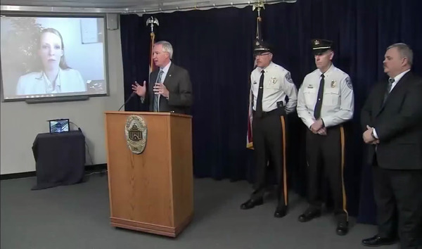 [IMAGE] Norristown, PA, Police Press Conference