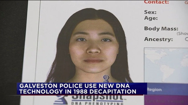[IMAGE] Galveston Police Use New DNA Technology in 1988 Decapitation