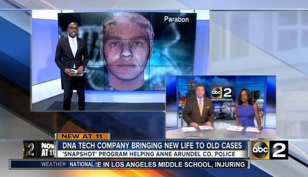 [IMAGE] DNA Tech Company Bringing New Life To Old Cases