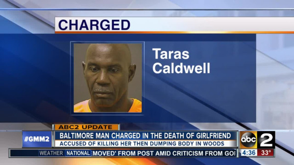[IMAGE] Taras Caldwell Charged In The Death Of Shaquana Marie Caldwell
