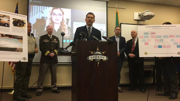 [IMAGE] Snohomish County, WA Police News Conference