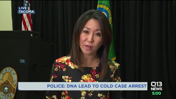 [IMAGE] Police: DNA Lead to Cold Case Arrest