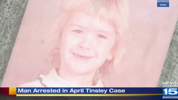 [IMAGE] Man Arrested in April Tinsley Case