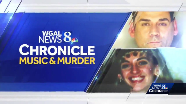 [IMAGE] WGAL News 8 Chronicle: Music & Murder