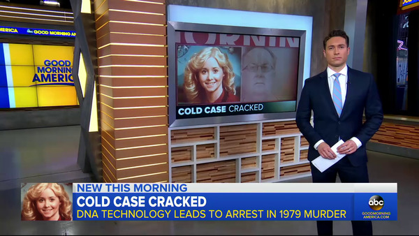 [IMAGE] Good Morning America — Cold Case Cracked — DNA Technology Leads to Arrest in 1979 Murder of Michelle Martinko in Cedar Rapids, IA