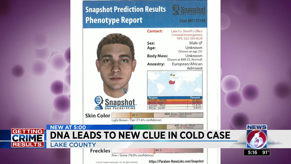 [IMAGE] DNA Leads to New Clue in Cold Case