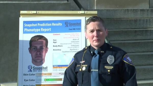 [IMAGE] Vincennes, IN Detective Sgt. Stacy Reese releases Snapshot Phenotype Prediction